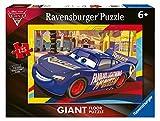 Ravensburger- Puzzle 125 Piezas Giant, Cars 3 (9766)