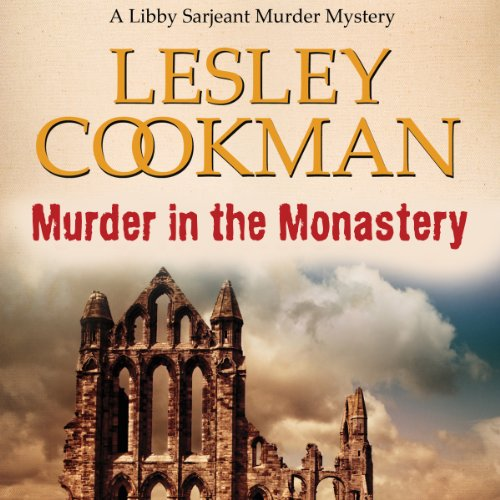 Murder in the Monastery audiobook cover art