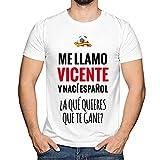 camiseta futbol con nombre