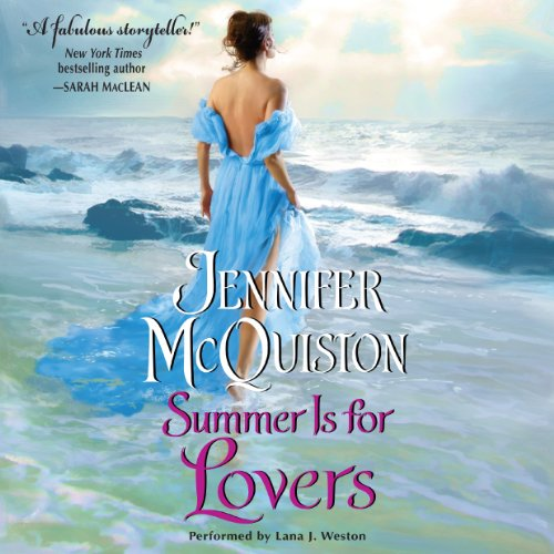 Summer is for Lovers audiobook cover art
