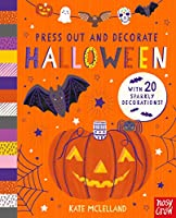 Press Out and Decorate: Halloween (Press Out and Colour)