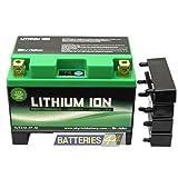 Electhium - Batería Moto Lithium YTX12-BS UN38.3 12V 3.5Ah