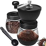 Macinacaffè Manuale,macina caffe manuale Coffee Grinder con Regolabile Grinder in Ceramic...
