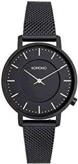 Komono Women's W4108 Watch Black