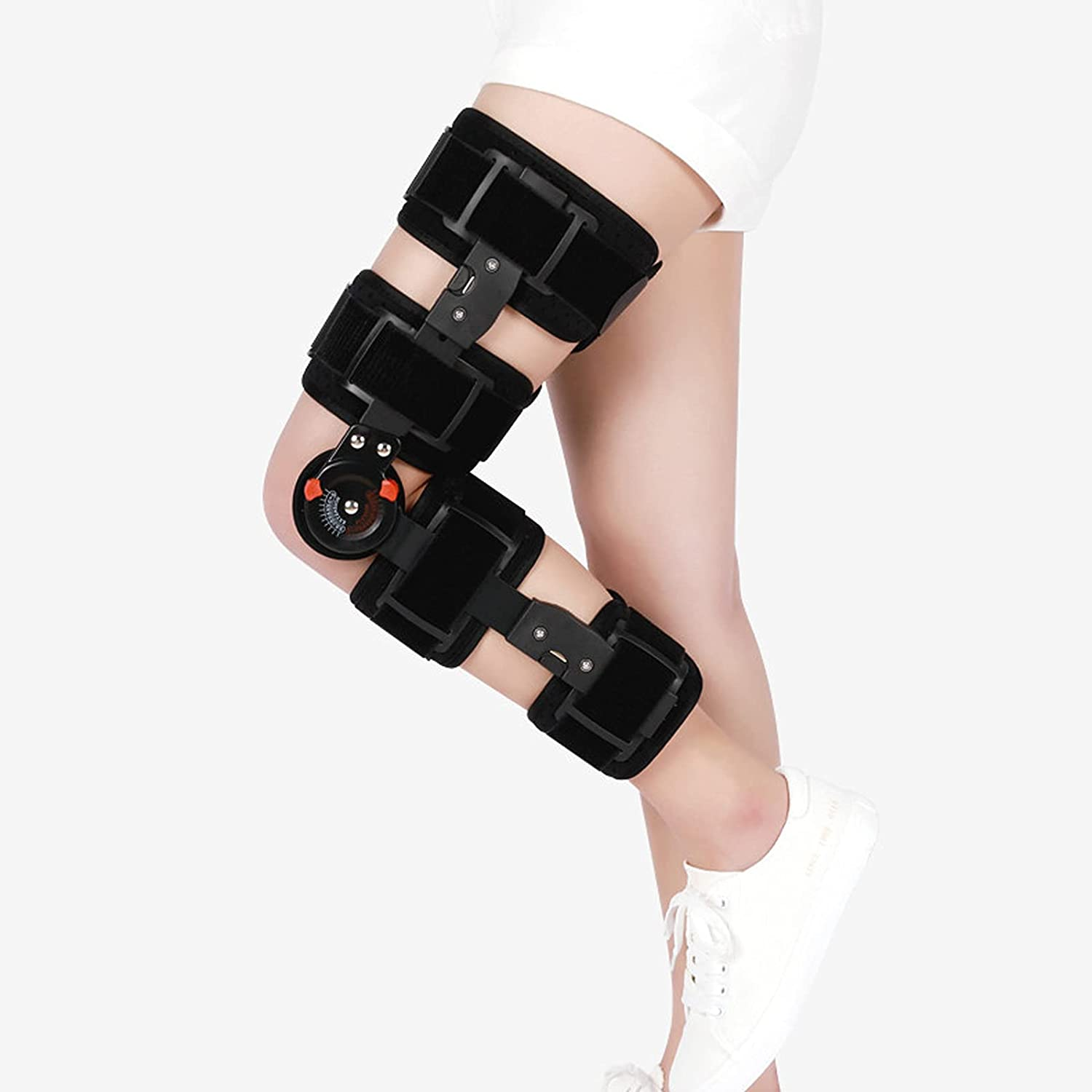 quality assurance LKKHOSC Knee Pads and Adjustable Help Now free shipping Straps Stabilize The Cross