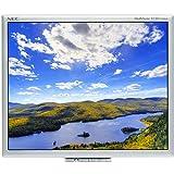 Monitor 17' NEC LCD1770NX Plata Usado SIN PEANA