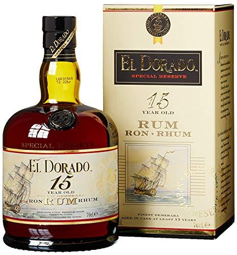 Ron El Dorado 15 Años, 700 ml