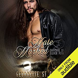 Mate Marked audiobook cover art