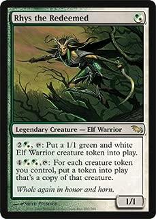 Magic: The Gathering - Rhys the Redeemed - Shadowmoor