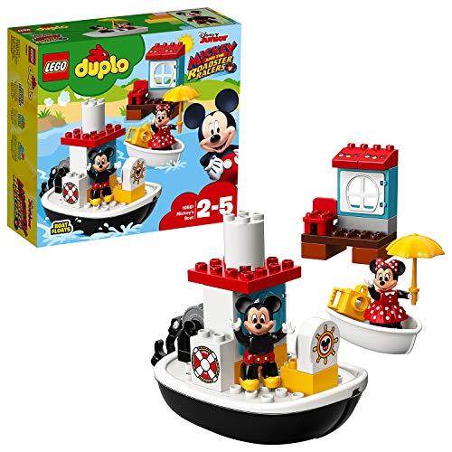 Lego 6213732 Lego Duplo  Disney Lego Duplo Disney Mickey'S Boot - 10881, Multicolor