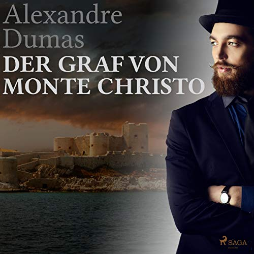 Der Graf von Monte Christo audiobook cover art