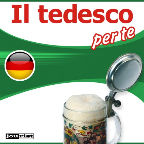 Il tedesco per te audiobook cover art