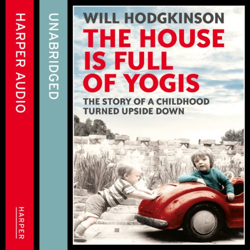 The House Is Full of Yogis audiobook cover art