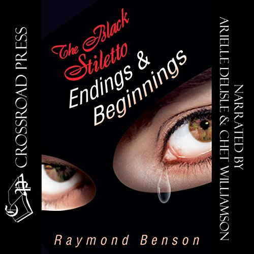 The Black Stiletto: Endings & Beginnings audiobook cover art