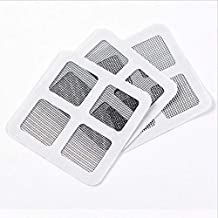 HoganeyVan Anti-Insecto Fly Door Window Anti Mosquito Screen Net Mesh Repair Tape Patch Patch Adhesivo Pegatinas para Oficina en el hogar