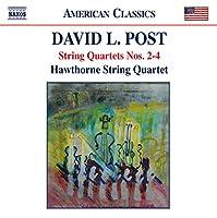 String Quartets Nos. 2-4