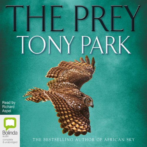 The Prey cover art