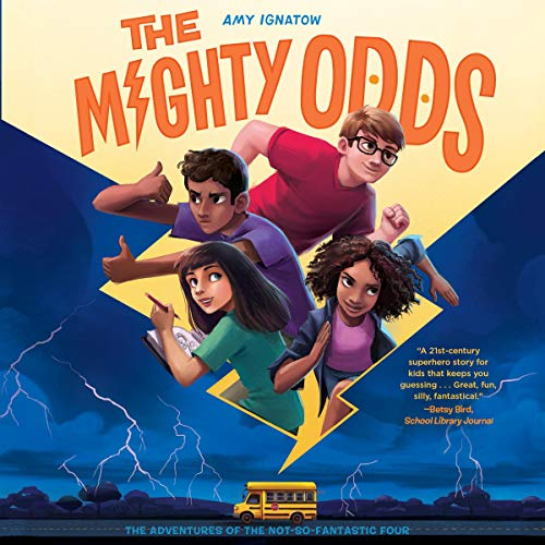 Couverture de The Mighty Odds