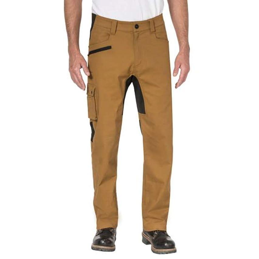 Caterpillar Men's Operator Flex Trouser, Bronze, 42/30