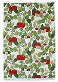 アルメダールス(Almedahls) アップル 70668 キッチンタオル(ティータオル) 47×70cm グリーン 【並行輸入品】