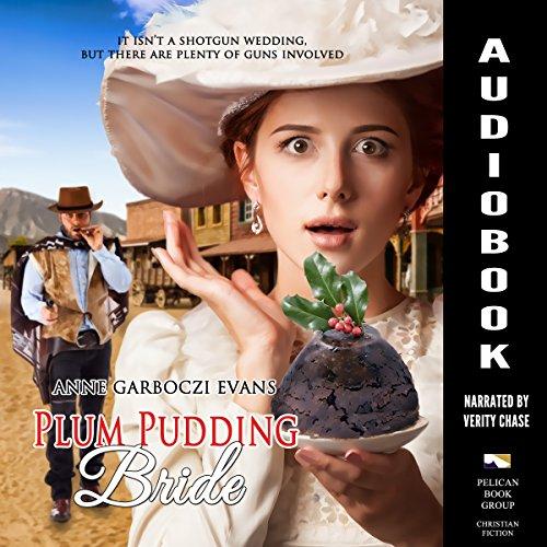 Plum Pudding Bride audiobook cover art