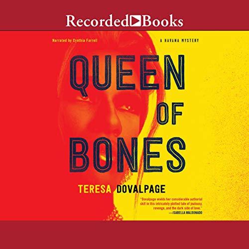 Couverture de Queen of Bones