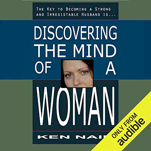 Discovering the Mind of a Woman audiobook cover art