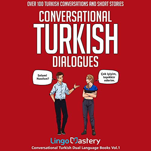 Conversational Turkish Dialogues cover art