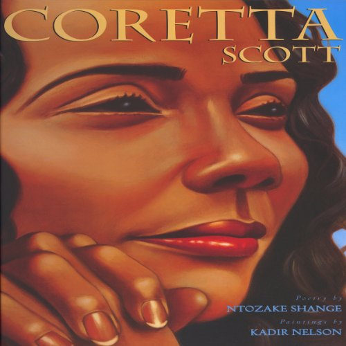 Coretta Scott audiobook cover art