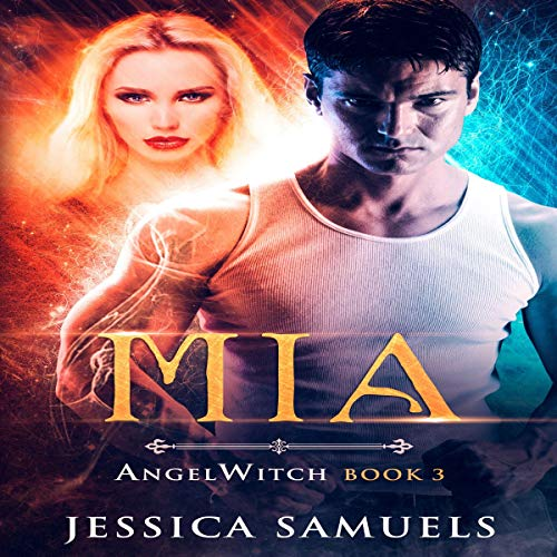 Mia: AngelWitch, Book 3 audiobook cover art