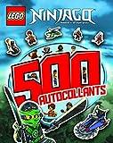 LEGO NINJAGO 500 AUTOCOLLANTS