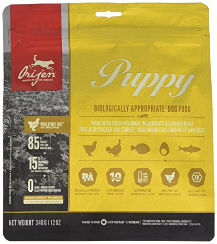 Orijen Puppy Whole Prey Probepackung - 340 g