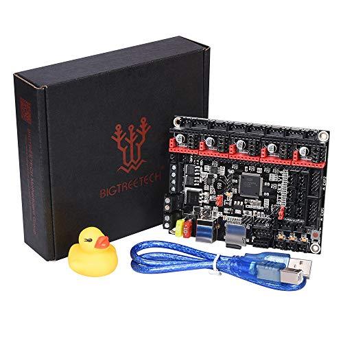 BIGTREETECH 3D Printer Part SKR V1.4 Turbo 32bit Control Board Smoothieboard&Marlin Open Source SKR V1.4 SKR V1.3 Upgrade Support TMC2209/TMC2208/TMC2130 Drivers (SKR V1.4 Turbo)