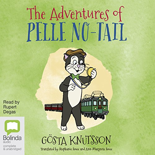 The Adventures of Pelle No-Tail audiobook cover art