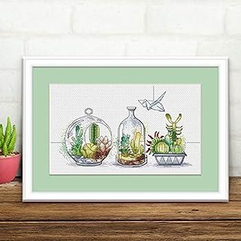 Best cactus cross stitch Reviews