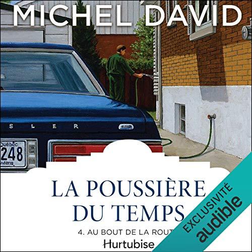 Page de couverture de La Poussière du temps - Tome 4