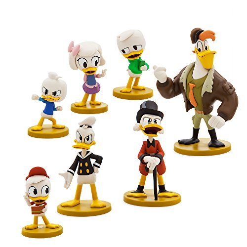 Disney DuckTales Figure Play Set