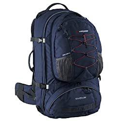 Most of the time the best backpack for travel comes with a detached small bag that you can use as a day bag during your travels.