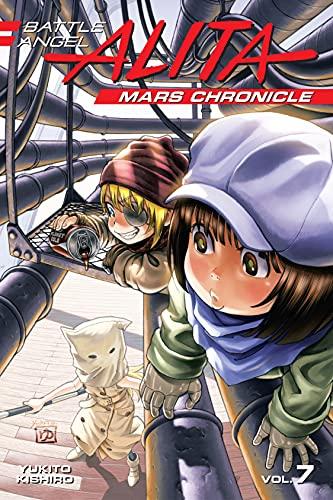Battle Angel Alita Mars Chronicle Vol. 7 (Battle Angel Alita: Mars Chronicle) (English Edition) PDF EPUB Gratis descargar completo