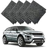 Best Car Scratch Removers - zeBrush Nano Sparkle Cloth, 4 Pieces Car Scratch Review