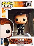 Funko Supernatural Pop! Television FBI Sam Exclusive Vinyl Figure #93 by by...