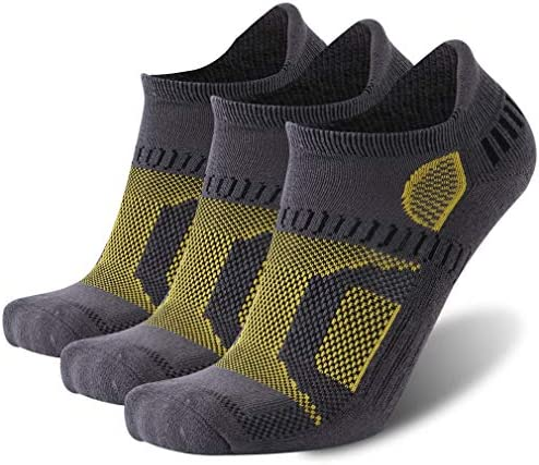 Cycling Socks No Show HAPYCEO Fit Blister Resist Wick Dry Low Cut Performance Athletic Biking product image