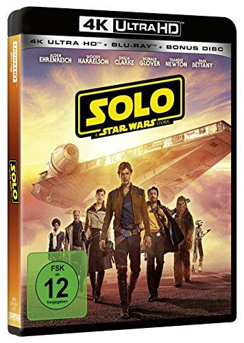 Solo: A Star Wars Story 4K Ultra HD [Blu-ray]