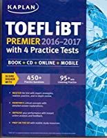 TOEFL IBT PREMIER 2016-2017 PB....Kaplan