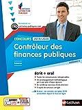Concours Contrôleur des finances publiques - Catégorie B - Intégrer la fonction publique - 2019/2020