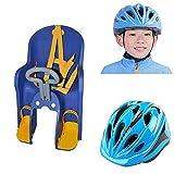 RZiioo Fahrradsitz für - Kinder Kind Kinder Kleinkind - Frontmontage Babytrage Sitz Fahrradträger...
