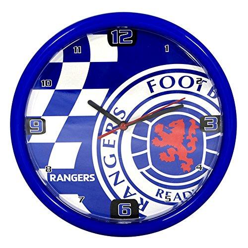 Rangers F.C. Wall Clock Official Merchandise