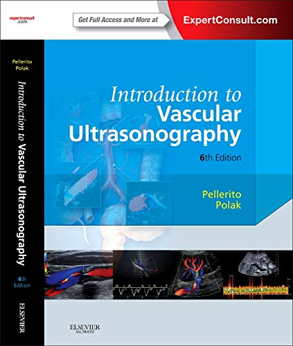Compare Textbook Prices for Introduction to Vascular Ultrasonography: Expert Consult - Online and Print Zwiebel, Introduction of Vascular Ultrasonography 6 Edition ISBN 9781437714173 by Pellerito MD, John,Polak MD  MPH, Joseph F
