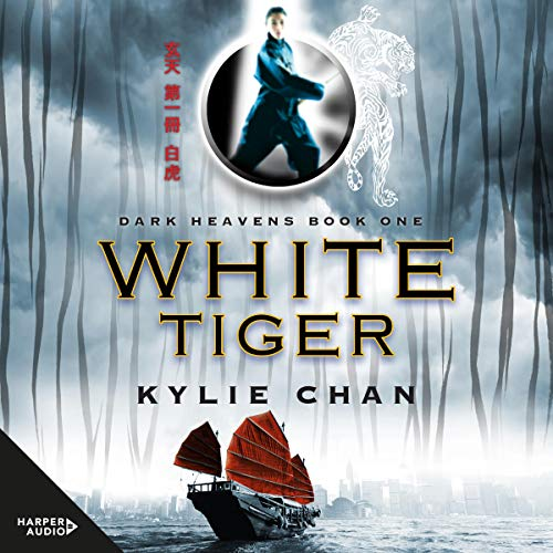 White Tiger cover art