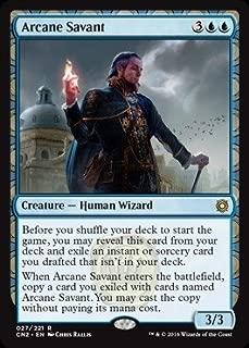 Magic: the Gathering - Arcane Savant (027/221) - Conspiracy 2: Take the Crown